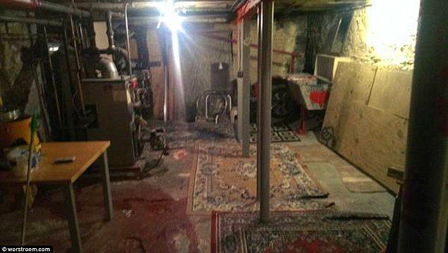 Brooklyn, ABD (Samimi, sıcacık oda, kombi ve kazan içinde) 2500TL/Ay