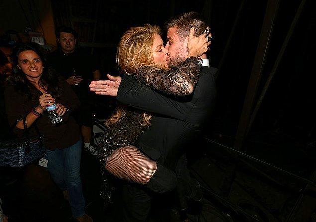 1. Shakira & Gerard Pique