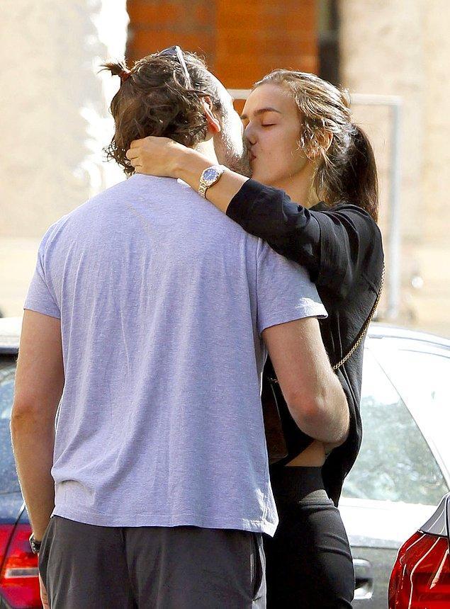 3. Bradley Cooper & Irina Shayk
