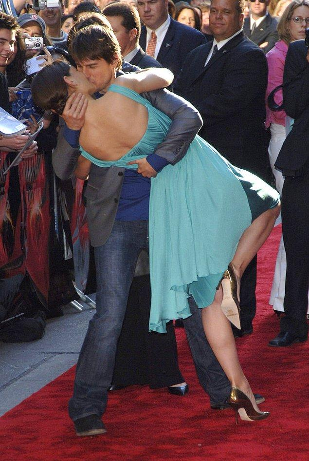 5. Tom Cruise & Katie Holmes