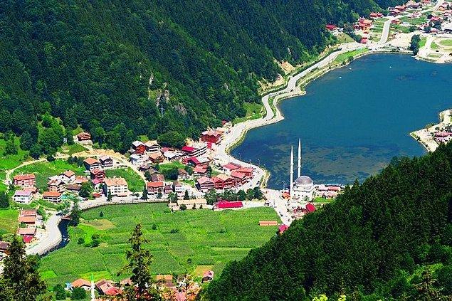 18. Trabzon ilimizin plaka kodu kaçtır?