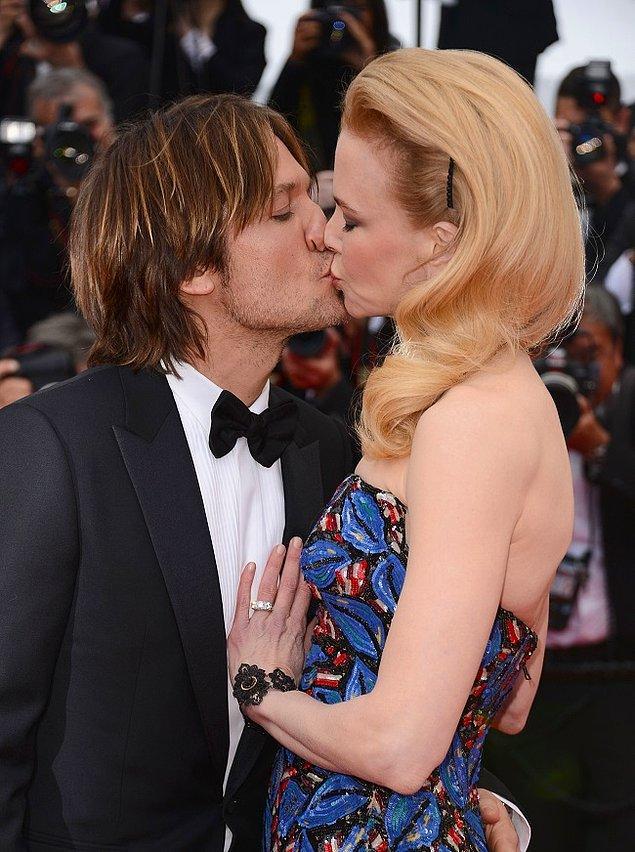 16. Keith Urban & Nicole Kidman