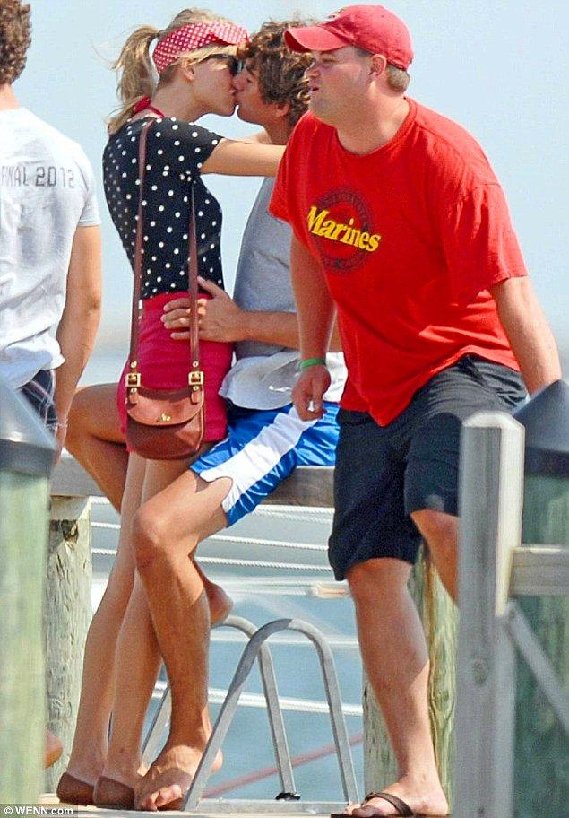 17. Taylor Swift & Conor Kennedy
