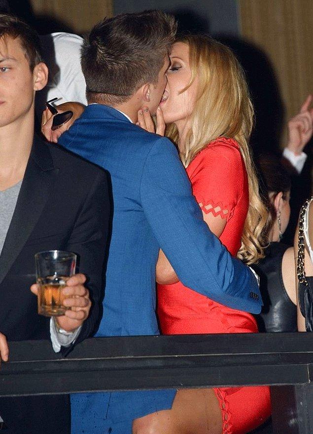 18. River Viiperi & Paris Hilton