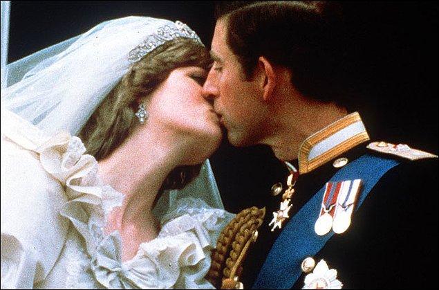 22. Diana Spencer & Charles Windsor