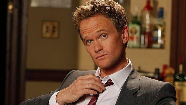 """""""Barney Stinson"""" çıktın!"""