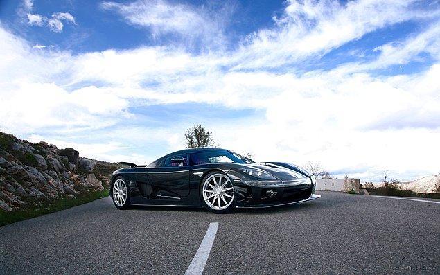 13) Koenigsegg CCXR