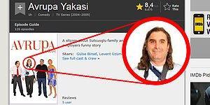 Abi Sen Kimsin ve Orada Ne İşin Var? Avrupa Yakası'nın IMDb Sayfasındaki Gizemli Adam