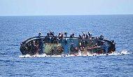 Akdeniz'de Göçmen Dramı Bitmiyor