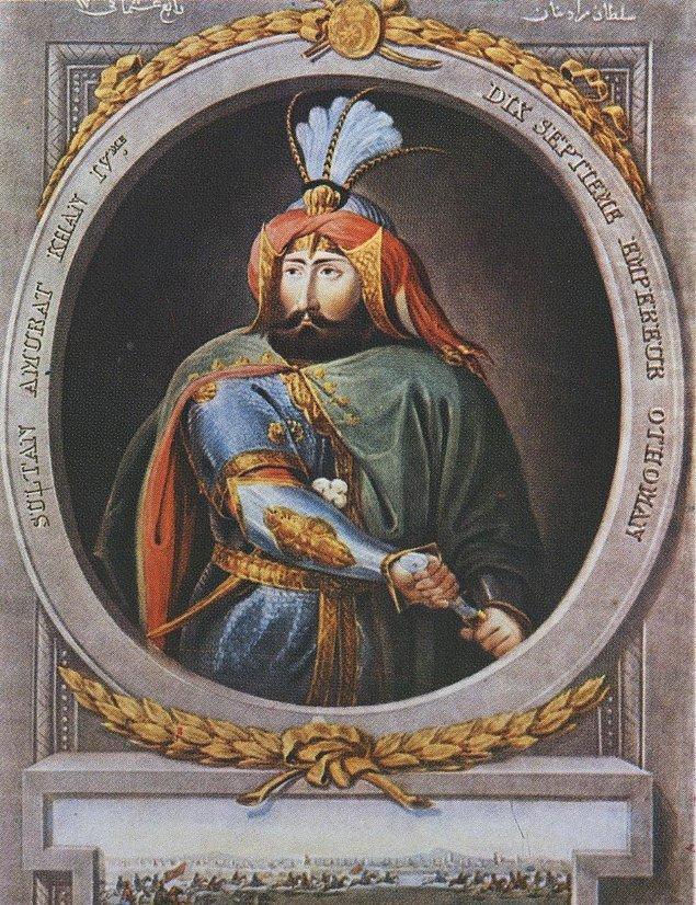 Ağabeyi IV.Murat'ın öldüğüne inanmadı