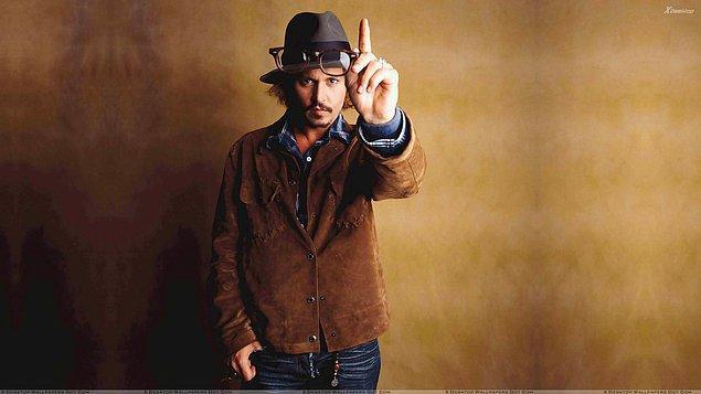 7. Johnny Depp