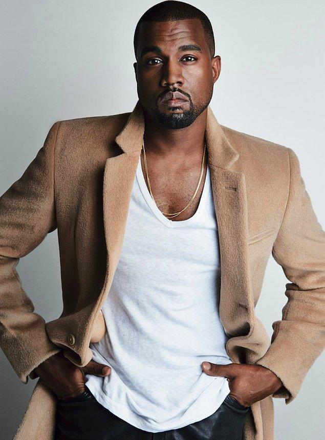 8. Kanye West