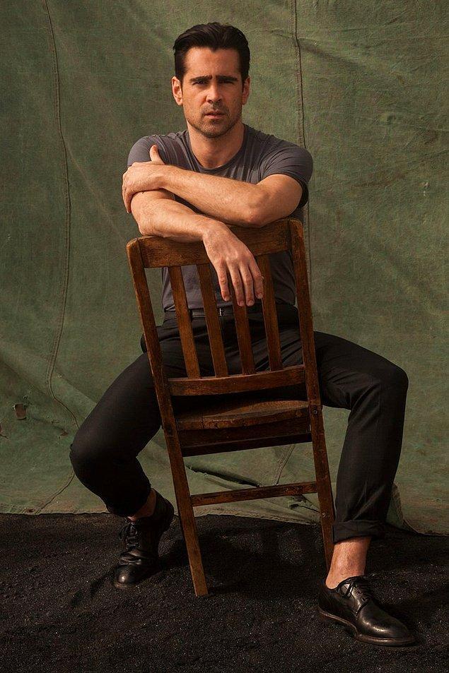 12. Colin Farrell