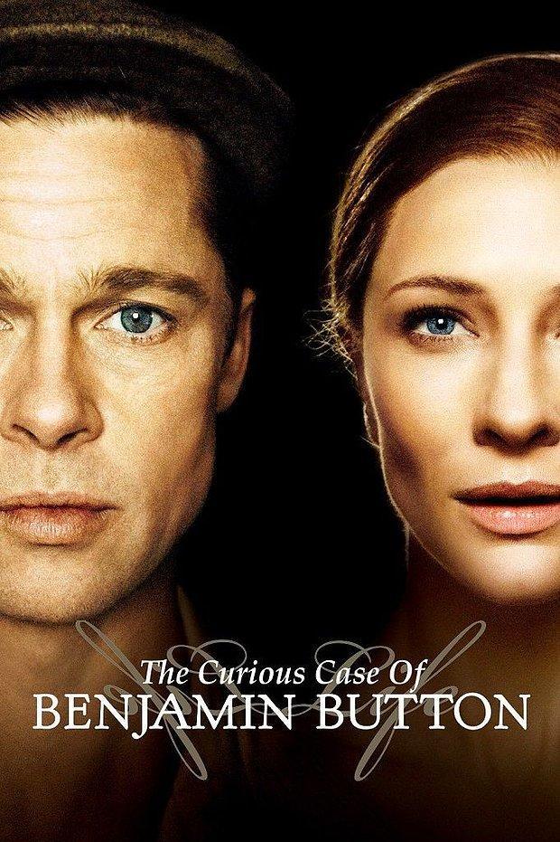 Benjamin Button'ın Tuhaf Hikayesi (2008)  The Curious Case of Benjamin Button