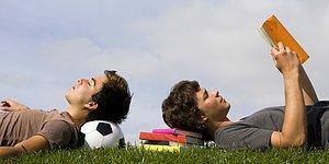 Kitapsız Olmaz mı? Okumayı Sevenlere Spor Heyecanı Yaşatacak 11 Harika Egzersiz