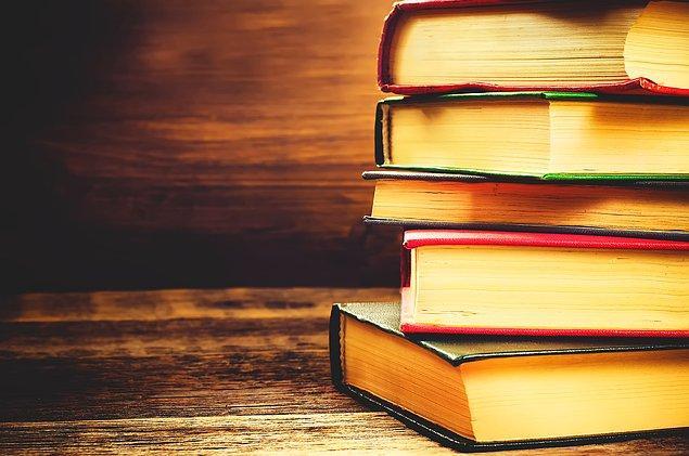 8. Son olarak, 2018'de kaç kitap okudun?