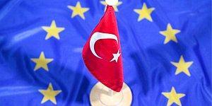 AB'den Türkiye'ye 'Tehdit Etmeyin' Mesajı