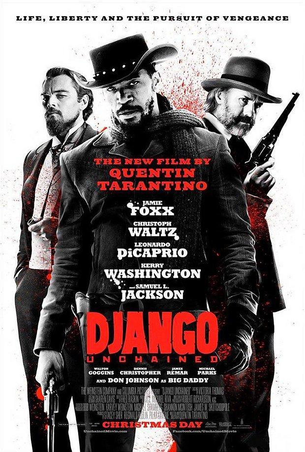 Zincirsiz (2012)  Django Unchained