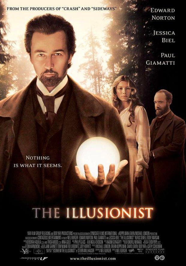 Sihirbaz (2006)  The Illusionist