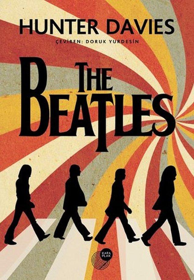 10. The Beatles - Hunter Davies