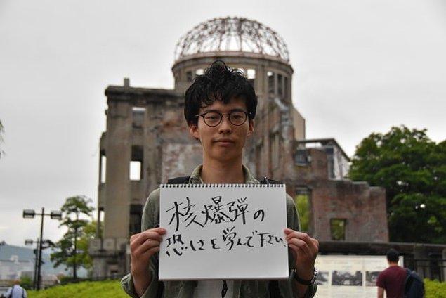 Lütfen Nükleer Bombaların Dehşetini Öğrenin!