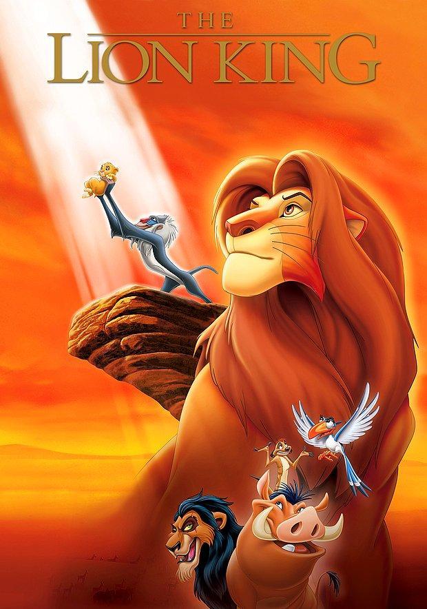 Aslan Kral (1994)  The Lion King