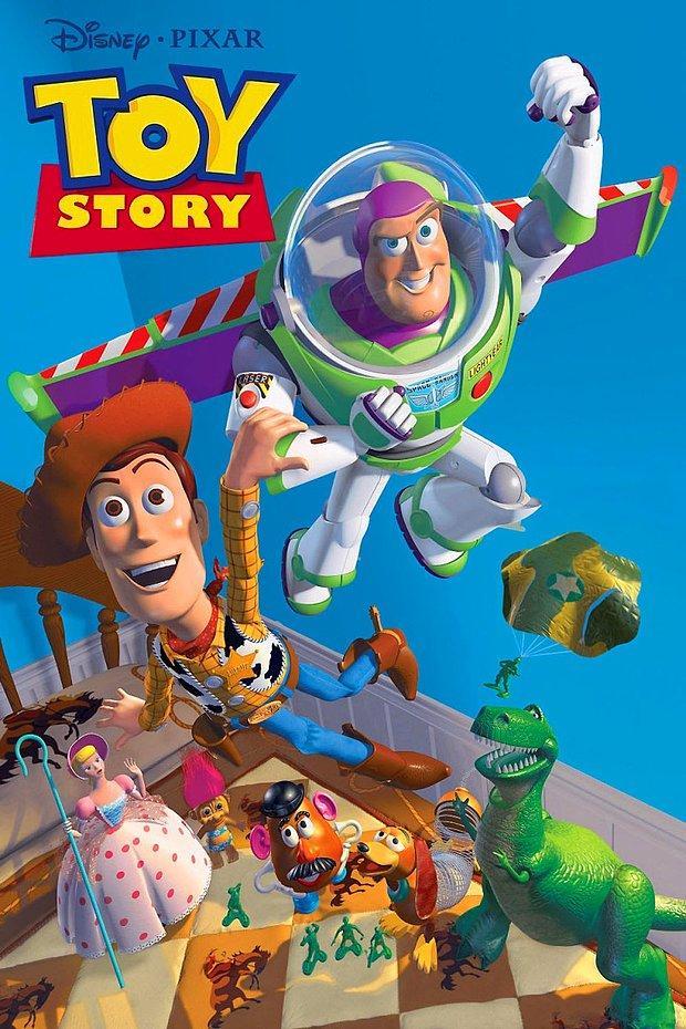 Oyuncak Hikayesi (1995)  Toy Story