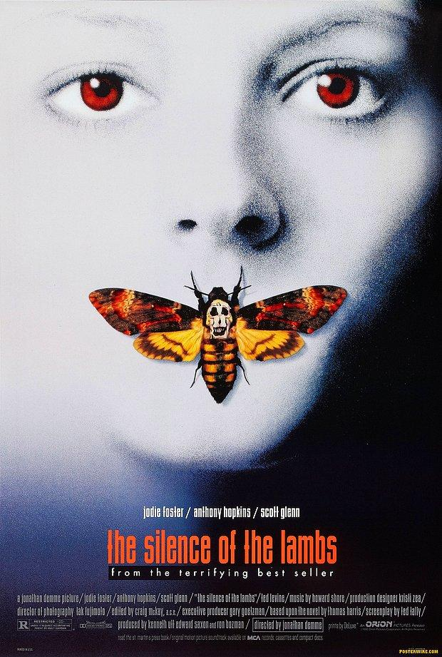 Kuzuların Sessizliği (1991)  The Silence of the Lambs