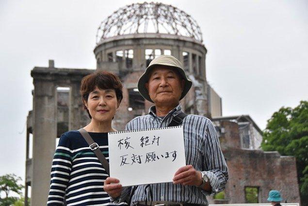Lütfen Nükleer Silahlara Karşı Olacağınıza Söz Verin!