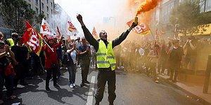 Fransa Çalışma Yasası Reformuna Karşı Grevde: Sendikalar ve Hükümet Karşı Karşıya