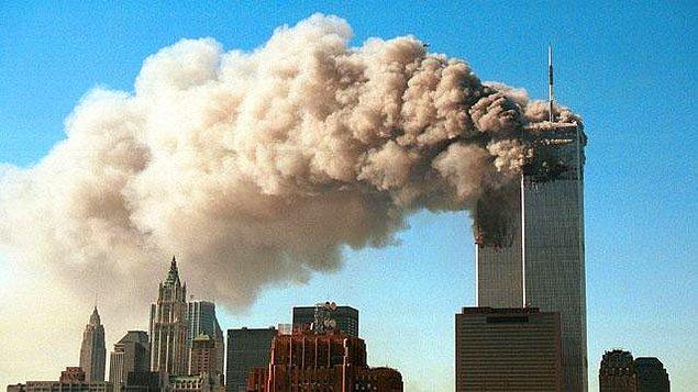 Ancak 2001'deki Dünya Ticaret Merkezi'ne yapılan terör saldırısından sonra kimsenin eski bir metal yığınını önemsemeyeceğini düşünüyorlardı.