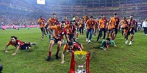 Türkiye Kupası'nın Sahibi 17. Kez Galatasaray!