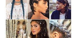 Sezonun En Popüler Aksesuarı Saç Yüzükleri İle Yapabileceğiniz 22 Tarz Model
