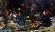 Açlık Grevinde 9. Gün: Kendilerini Madene Kapatan İşçilerden Saatlerdir Haber Alınamıyor...