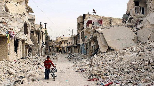 Yaşamını yitiren 81 bin sivil halktan 10 bin 40'ını çocuk