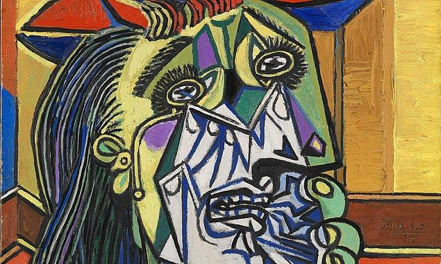 """3. Fransız kadınlar, sevmedikleri, düşman gördükleri başka kadınlara beddua niyetine """"Picasso senin resmini yapsın"""", diyorlardı. 😅"""