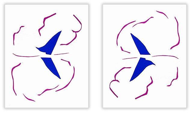 """9. Henri Matisse'in """"Le Bateau"""" isimli eseri New York Modern Sanatlar Müzesi'inde (MoMA) 46 gün boyunca ters biçimde sergilendi ve bu durum kimse tarafından fark edilmedi."""