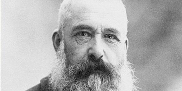 10. Claude Monet sanatsal açıdan babası tarafından desteklenmiyordu. Babası, oğlunun manav olmasını istiyordu.