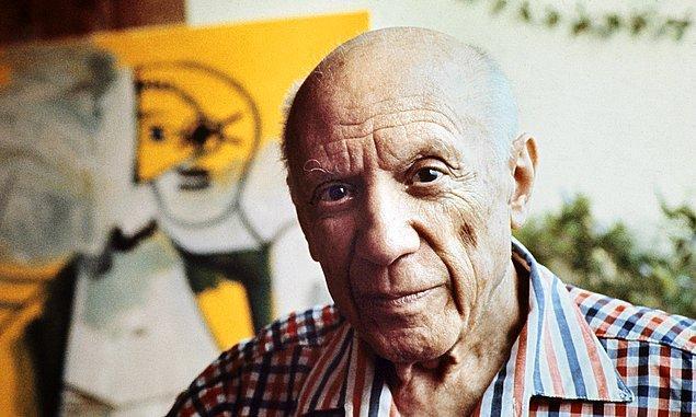 13. Yine Picasso... Ressamın tam ismi: Pablo Diego José Francisco de Paula Juan Nepomuceno María de los Remedios Cipriano de la Santísima Trinidad Martyr Patricio Clito Ruíz y Picasso...