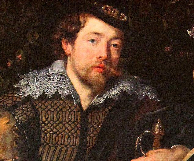 16. Peter Paul Rubens, İspanya Kralı Philip IV, ve İngiltere Kralı Charles I tarafından şövalyeliğe layık görülmüştü.