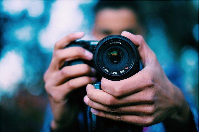 Fotoğrafçılık!