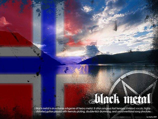 Ülkenin en önemli gruplarının neredeyse hepsi black metal ve onun alt türlerinden.