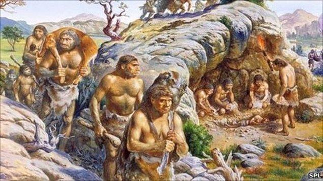 Bu kadar kesin konuşulmasının nedeni, o coğrafyada bu kadar eski zamanlarda yaşayan tek insan ırkının Neandertal'ler olması.