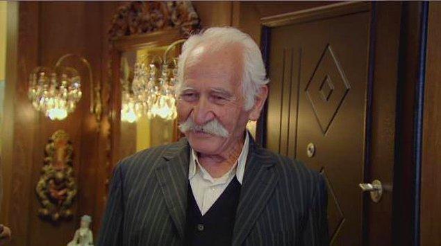 17. Arif Erkin Güzelbeyoğlu (Zülfikar Dede)