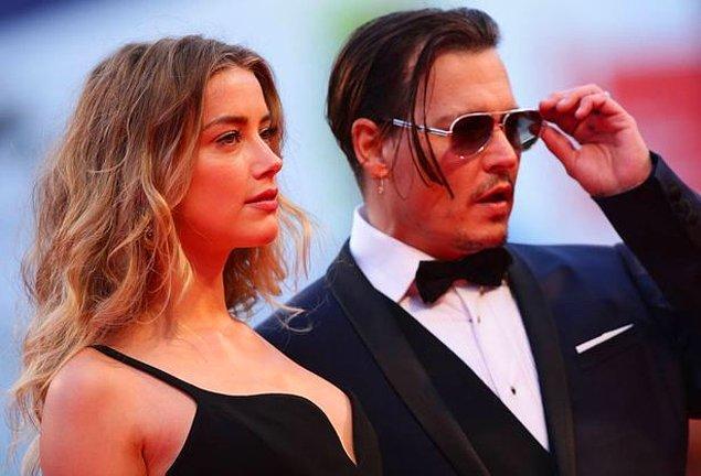 Heard'ün verdiği ifadede belirttiğine göre, Depp evlilikleri boyunca ona birkaç kez daha şiddet uygulamış.