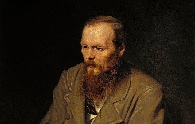 Fyodor Dostoyevski!