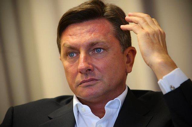 7. Borut Pahor, Slovenya