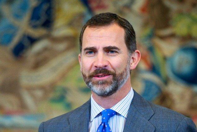 8. VI.Felipe, İspanya