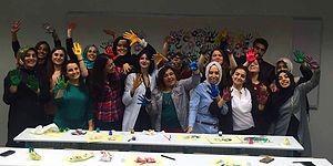 Esenler Görme Engelliler Derneği'nden Takdire Şayan Proje: Karanlık Ebru Sanatı