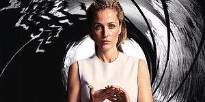 Gillian Anderson İlk Kadın Bond mu Olacak?